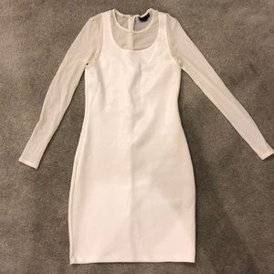 Top Shop White Party Dress